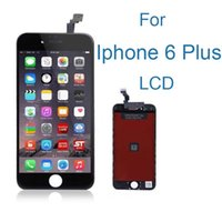 Wholesale Mobile Lcd Replacement Parts - For Apple iPhone 6 PLUS LCD Display Touch Screen Digitizer Assembly Replacement Ecran Pantalla LCD Mobile Phone Parts