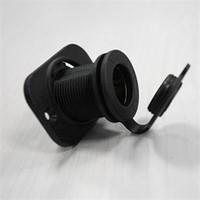 Wholesale Waterproof 12v Accessory Plug - New Waterproof 12V Cigarette Lighter Power Socket Brand Accessory Car Motorcycle Cigarette Lighter Plug