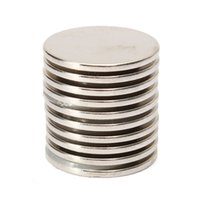 Wholesale Magnet 2mm - 10PCS 25mm x 2mm N35 Strong Round Rare Earth Neodymium Magnet Magnets order<$18no track