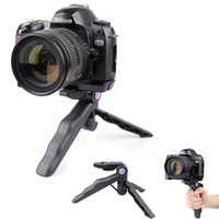 Wholesale Camera Hand Stand - Wholesale-2015 Portable 2in1 Hand Grip Tripod Stand Holder for Digital Camera Mini DV