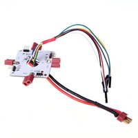 Wholesale Quadcopter Controller Board - Universal RC part T Plug Power Distribution Board for RC Quadcopter APM PX4 & Paparazzi Flight Controller Board