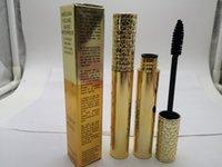 30 pcs Free New Makeup Brand Eyes Mascara EXTRA LENGIH Waterproof Mascara Black 10ML shipping