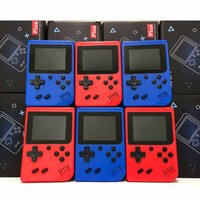400 in 1 Portable Handheld video Game Console Retro 8 bit Mini Game Players AV Game player Color LCD Kids Gift