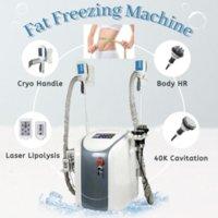 Cool sculpting Cryotherapy lipolaser cavitation machine radio frequency treatments fat freeze slimming machine Shape cryo vacuum