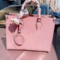 Fashion leather quality senior relievo embossing shopping bags