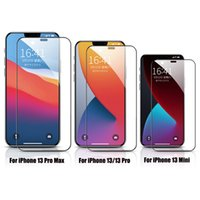 Tempered Glass Full Coverage Cover Curved Screen Protector Anti-Scratch Film Guard For iPhone 13 Pro Max 12 Mini 11 XS XR X 8 7 6 6S Plus SE