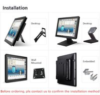 Discount 14 inch tablet android No Touch Screen Tablet 10 12 14 15 17 Inch Smart Android   Industrial KIOSK PC Monitors