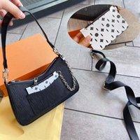 Women Handbag Luxurys Designers Bags MARELLE Womens Underarm Chain Small Square Messenger Totes Fashion Adjustable Shoulder Strap Handbags FéLICIE POCHETTE Tote