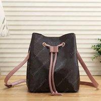 Neonoe Drawstring Bucket Bag Shoulder Bags women High quality luxury brand designer backpack M44887