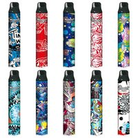 2500 puffs Monster Max disposable vape pen electronic cigarette with fashion design and big capacity pod kit