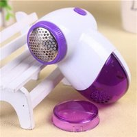 clothes cutting machine 2021 - Portable Electric Clothes Lint Removers Fuzz Pills Shaver for Sweaters Curtains Carpets Lint Pellets Cut Machine Pill Remove Cleaning Tools