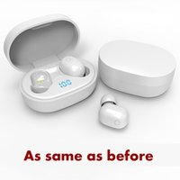 Wireless Charging Earphones Earbuds Chip Transparency Metal Rename GPS Bluetooth Earphone Headphones Generation 2 3 In-Ear Detection For Cell Phone White