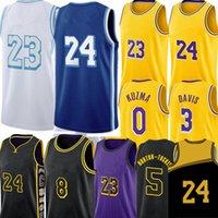 Talen 5 Horton-Tucker Jersey Alex 4 Caruso 23 Jersey Anthony 3 Davis Kyle 0 Kuzma Jersey Los Basketball Jerseys Angeles
