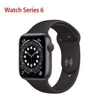 I8 Pro 2021 IWO 13 With GPS Smart Watch iWatch 6 Series Wireless Charge 44mm Encoder Button Smartwatch IWO13 For Apple iPhone and Android Phones IOS