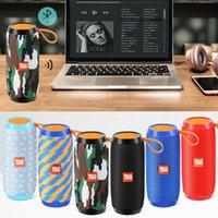 TG106 Portable Bluetooth Speaker Hifi Stereo Wireless Soundbox Subwoofers Loudspeaker Outdoor MP3 Music Players FM PK TG116 TG117