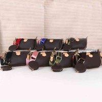 Women's Evening Bags Crossbody Bag Genuine Leather lady shoulder handbag presbyopic mini package messenger card holder purse