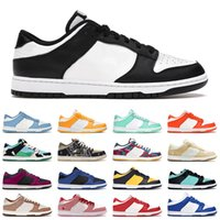 Dunks White Black Casual Shoes Men Women Sneakers Dunk Chunky Dunky University Blue Coast Photon Dust Sail Outdoor Mens Trainer