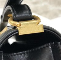 Designer- Women Flap bag Lady Genuine Leather Handbag Fashion Shoulder Messenger Chain Bags