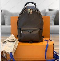 Mini original single Bag lady Luxurys Genuine Leather designer Backpacks fashion back pack fow women handbags Presbyopic shoulder Purse CroSSbody