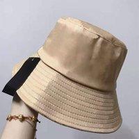 Womens Bucket Hat Outdoor Dress Wide Fedora Sunscreen Cotton Fishing Hunting Cap Men Woman Basin Chapeaux Sun Prevent Hats