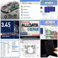 Alldata newest version All data V10.53 and Mit 2015 car repair soft-ware VIVID ATSG with 1TB hdd best quality