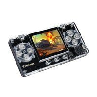 Powkiddy A66 2.0 Inch IPS LCD Game Console 4000 Games Retro Video Player Gamepad Kid Gift Support Drop Portable Players