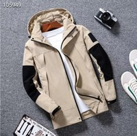 mens jacket women girl Coat Production Hooded Jackets With Letters Windbreaker Zipper Hoodies For Men Sportwear Tops Clothing