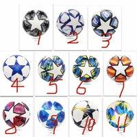 Sport soccer match ball particles non-slip football top quality size 5 balls U E F A