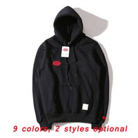 Mens Fashion Hoodie Men Women Sport Letter Embroidery Sweatshirt Asian Size S-XXL 9 Colors Thick Hoodies Pullover Long Sleeve Streetwear 2021
