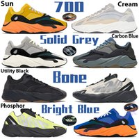 Enflame amber 700 men women reflective runnning shoes sun cream bright blue solid grey triple black static vanta sneakers mens trainers