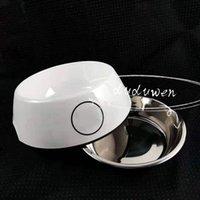 17.5*22*8.3cm dog bowl Pet C Bowls Feeding Feeder Water Food Station Solution Puppy Supplies 2c addicts