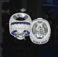 2021 wholesale 2020-2021 Stanley Cup championship Ring tampa Bay ring Church Men's Rings Brotherhood Ring Fan Gift wholesale Drop Shipping