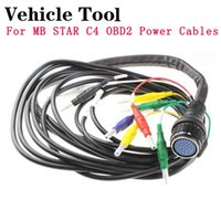 mb star sd connect c4 2021 - For MB Star C4 SD CONNECT COMPACT 4 Diagnosis Car Truck Tool 41pin Power Cable Diagnostic Tools