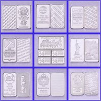 Other Arts and Crafts 1 oz Australia Switzerland Germany American Silver Bar Bullion silvering SilverCoin No Magnetic Business Gift