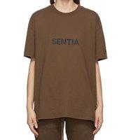2021 Spring Summer Front 3D Silicon Logo T Shirt Tee Skateboard oversize Men Women Short Sleeve Tshirt