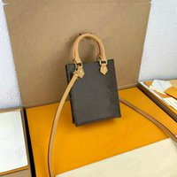 Petit Sac Plat Designer Shoulder Bag Summer 2021 By The Pool Collection Womens Luxurys Designers CrossBody Purse Wallet Mini Bags Cross Body Handbag M80449 M69442