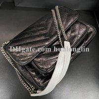 Genuine Leather Woman Handbag Bag Women purse High Quality Messenger Shoulder Cross body Fashion