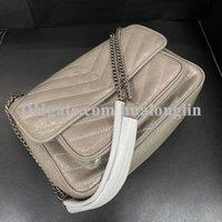 Genuine Leather High Quality Women Messenger Bag Shoulder Cross body Handbag Fashion Purse Tote Wholesale discount