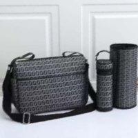 Designer Print High Quality Designer Diaper Bag for Sale Functional Shoulder Designer Bag for Mummy's Gift Ideas