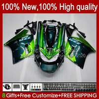 Body For KAWASAKI NINJA ZX-11 R ZZR-1100 ZX-11R ZX11R green stock 90 91 92 93 94 95 30HC.13 ZZR 1100 CC ZX 11 R 11R ZX11 R ZZR1100 1996 1997 1998 1999 2000 2001 Fairing Kit