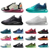 720 Pistachio Frost Mens Running shoes Sea Forest Triple Black Red White Gold Obsidian Metallic Platinum Bubble Pack Be True 720s men women trainers sports sneakers