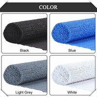 Discount pvc flooring rolls Roll 150cm*30cm Home Mat PVC Foam Non-Slip Pad Floor Grid Bathroom Shelf Liner DIY Bath Mats