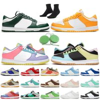 2021 SB Dunk Womens Mens Running Shoes Spartan Green Laser Orange Skateboard Trainers Easter Free 99 Black White Dusty Olive Coast Sports Sneakers