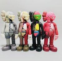 Best-selling 15inches 37CM 1KG Originalfake K A W S Companion Original Box Action Figure model decorations toys gift