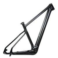 2021 MTB Carbon Frame 29er Mtb Frame 148mm XC Internal Cable PF30 Seatpost 31.6mm S M L XL Carbon Mountain Bike Frameset 29