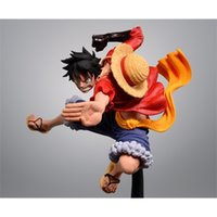 14CM One Piece Luffy Anime Action Figure PVC New Collection figures toys Collection for Christmas gift R0327