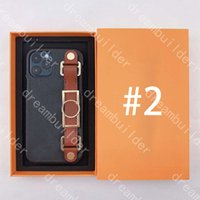 fashion phone cases for iphone 12 Pro Max case 12mini 11 11promax XR XSMax 7 8 plus PU leather shell samsung S20 s10 S10P S20P S20U NOTE 9 10 20 20U With wrist strap