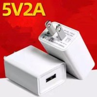 Cell Phone Adapters 5V2A mobile phones charging head charger plug USB U.S. standard chargers