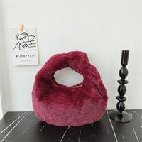 Jodie Cloud Hobo Fluffy Top Handle Womens Luxurys Bags Designer Handbags Mini Purses Fashion Tote Genuine Leather Shoulder Crossbody Bag 061709