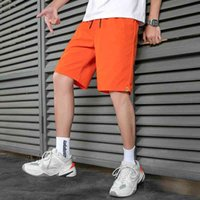 skirts for boys 2021 - Shorts Men's Summer Ice Thin Loose Sports Large Size Breeches Casual for Boy Sweat Fashion Pants Bermuda Cargo